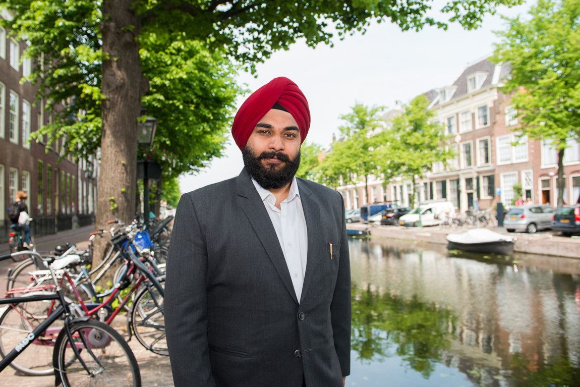 Raya Singh, We are Leiden